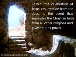 Easter, the celebration of 