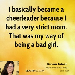 I basically became a 