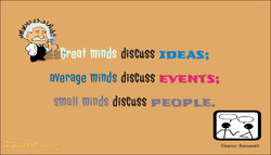 'Creat minds 