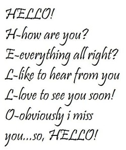 74-how are you? 