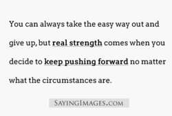 You can always take the easy way out and 