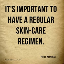 IT'S IMPORTANT TO 