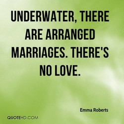 UNDERWATER, THERE 