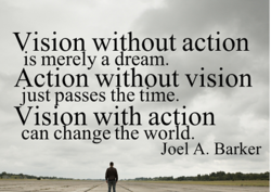 Vision wghout action 