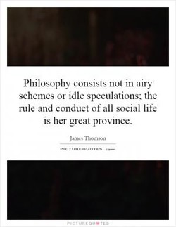 Philosophy consists not in airy 