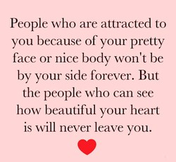 People who are attracted to 