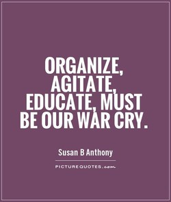 ORGANIZE, 