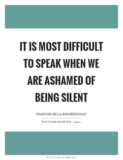 IT IS MOST DIFFICULT 