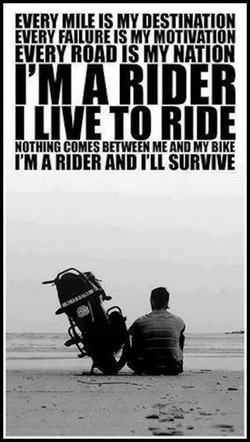 EVERY MILE IS MY DESTINATION 