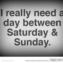 I really need 
