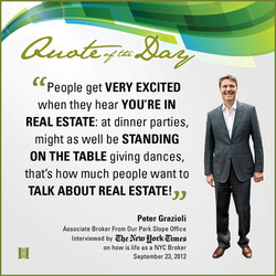 People get VERY EXCITED 