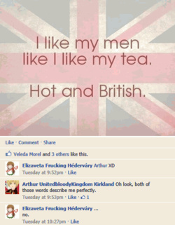 I like my men 