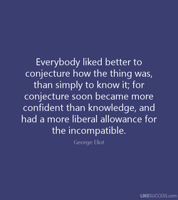 Everybody liked better to 