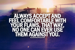 ALWAYS ACCEPTAND 