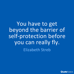 You have to get 