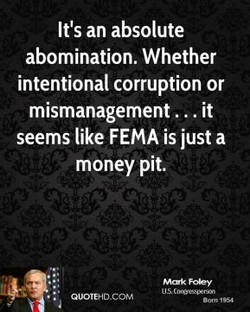 It's an absolute 