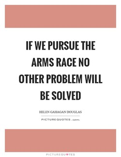 IF WE PURSUE THE 