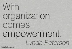 With 