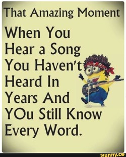 hat Amazing Moment 