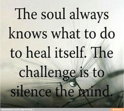 The soul always 