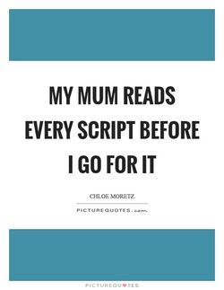 MY MUM READS 