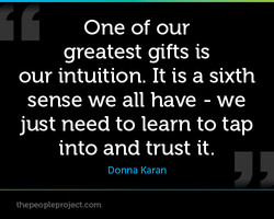 One of our 