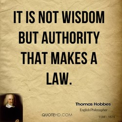 IT IS NOT WISDOM 