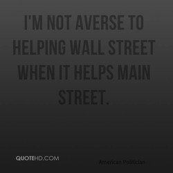 NOT AVERSE TO 