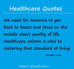 Healthcare Quotes 