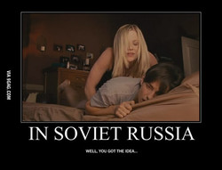 IN SOVIET RUSSIA 