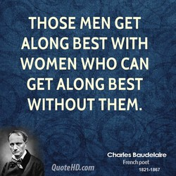 THOSE MEN GET 