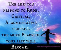 THE LESS YOU 