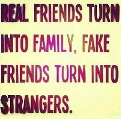 FRIENDS TURN 