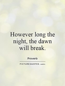 However long the 