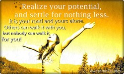 Realize your potential, 