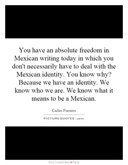 You have an absolute freedom in 