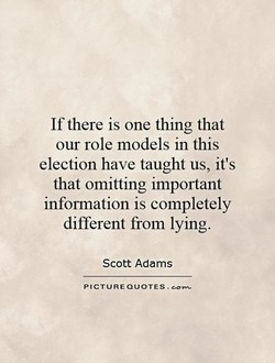 If there is one thing that 