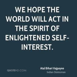 WE HOPE THE 