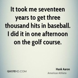 It took me seventeen 