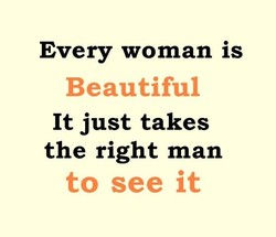 Every woman is 