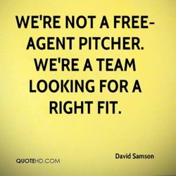WE'RE NOT A FREE- 