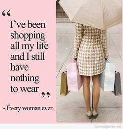 I've been 