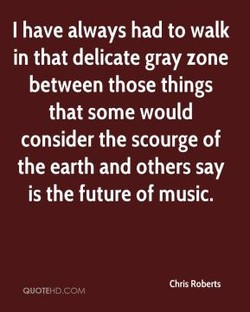 I have always had to walk 