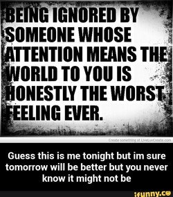 OMEONE WHOSE 