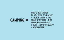 CAMPING =