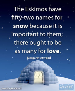 The Eskimos have 