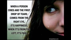 WHEN A PERSON 