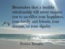 Remember that a healthy 