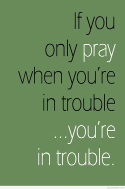 pray 