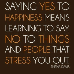 SAYING E TO 